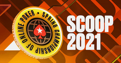 SCOOPのロゴ